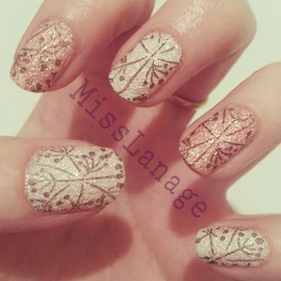 Crumpets 33Dc: Nail Art with Favourite Brand - Lanes Lacquers