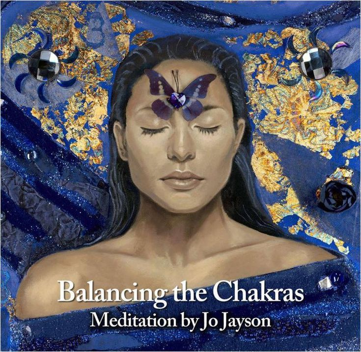 Chakra meditation CD - 28 mins creative visualization meditation with music