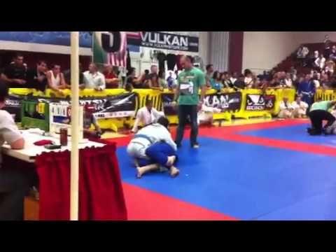 Ricardinho Carlson Gracie Team Blue Belt Lightweight