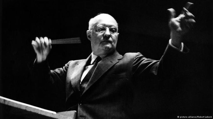 Paul Hindemith (1895 – 1963) was a German-born American composer, violist, violinist, teacher and conductor. As a musical theorist, he opposed the twelve-tone technique. Notable compositions include his song cycle Das Marienleben (1923) and opera Mathis der Maler (1938).