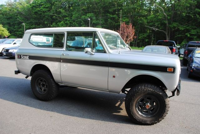 Used 1977 INTERNATIONAL Scout II For Sale | West Milford NJ