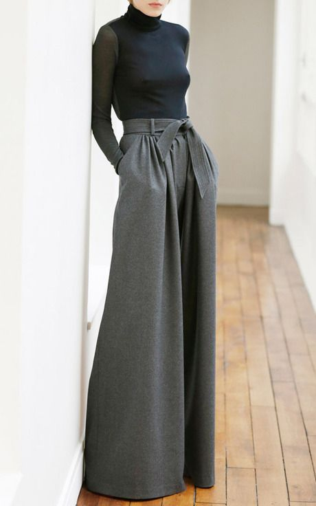 Martin Grant Pre-Fall 2015 Trunkshow Look 10 on Moda Operandi:
