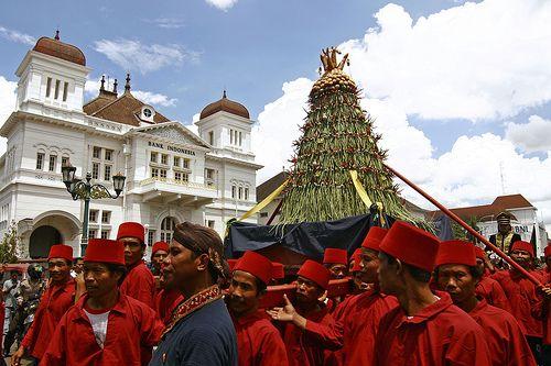 Sekaten ceremony of Jogja/Solo