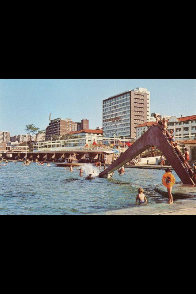 Old Durban ~ many memories made here!