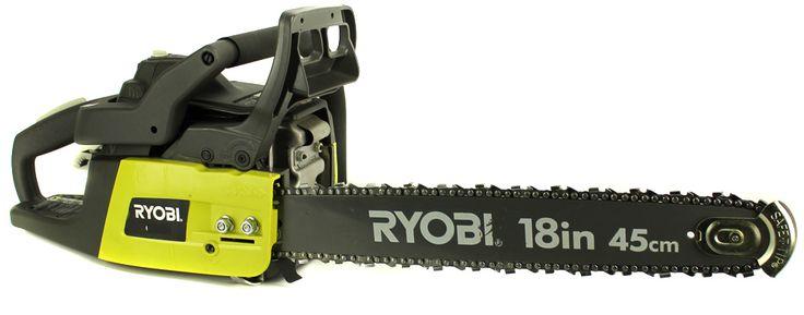 Ryobi RY10518 18-Inch 46cc Gas-Powered 2-Cycle Chainsaw (Refurbished) RY10518-RB,    #Ryobi Chainsaws