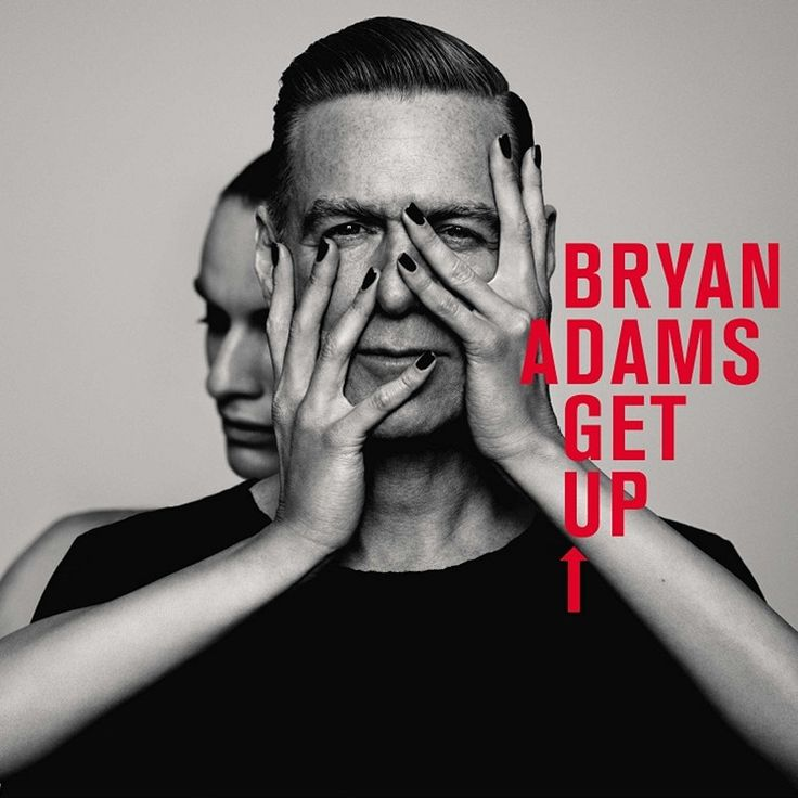 Bryan Adams Get Up on LP Multi-platinum recording artist Bryan Adams returns with his thirteenth studio album, Get Up. Produced by famed ELO frontman Jeff Lynne and co-written with his long-time colla