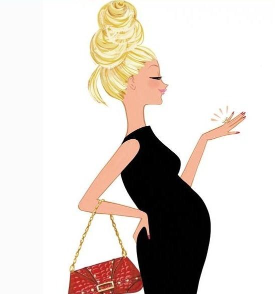 Jordi Labanda. My dream. She's even blonde, dressed like me, and has a super chic bag. My future in artwork