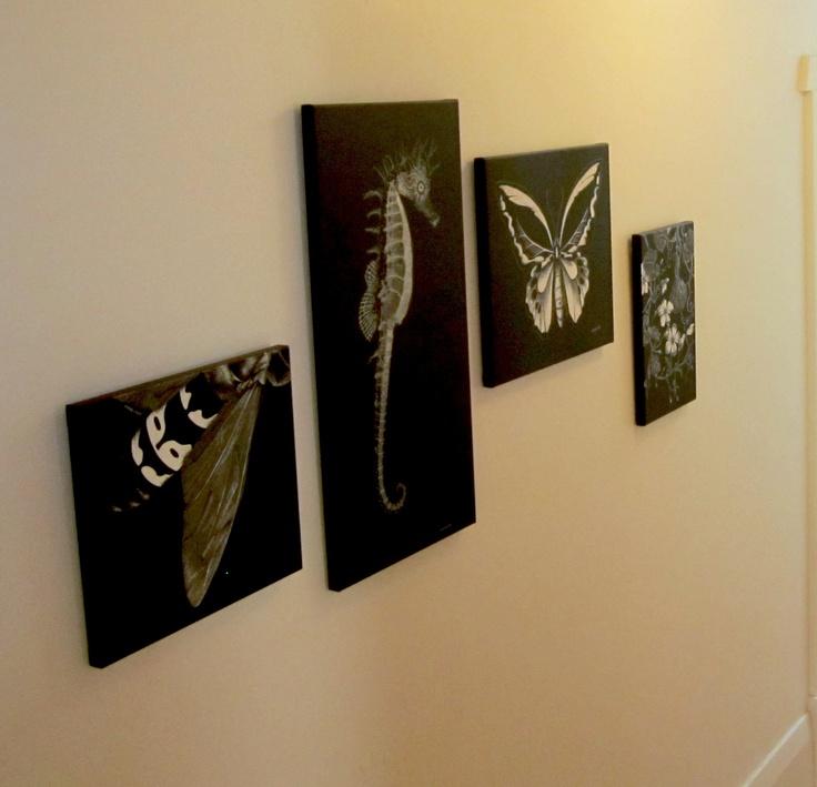 A few of my fave canvas prints www.rookart.com.au