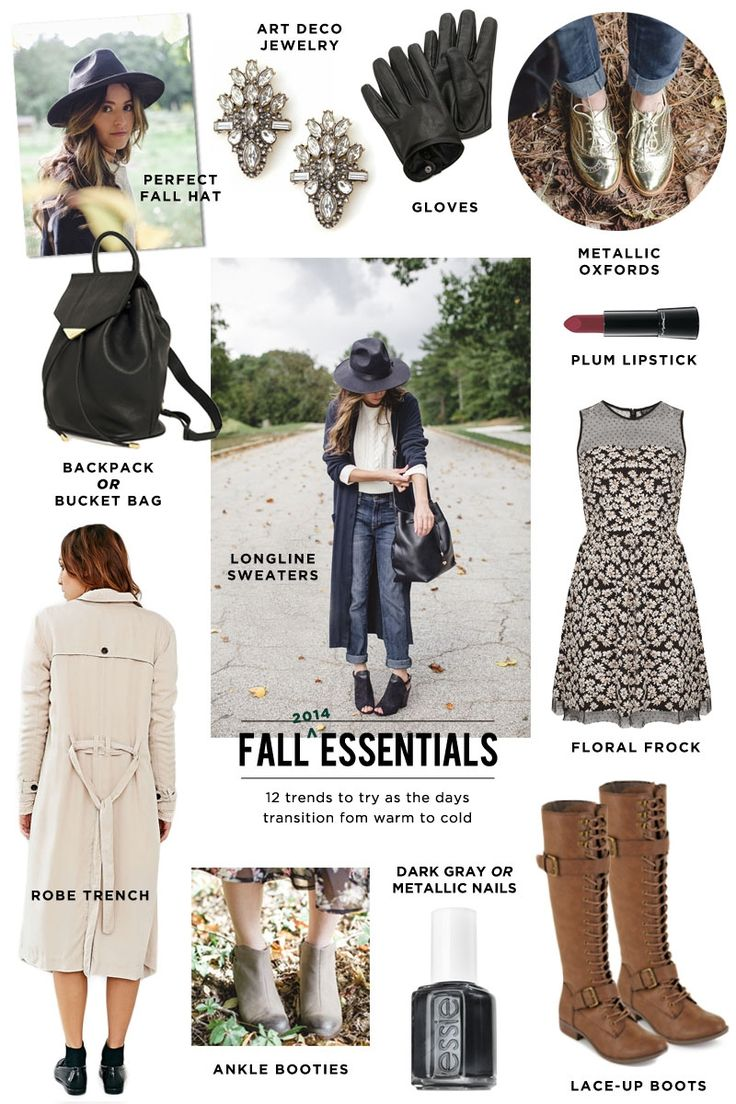 Future fashion trends 2014 - Fall 2014 Fashion Trends And Essentials Fall Fashion Theeverygirl