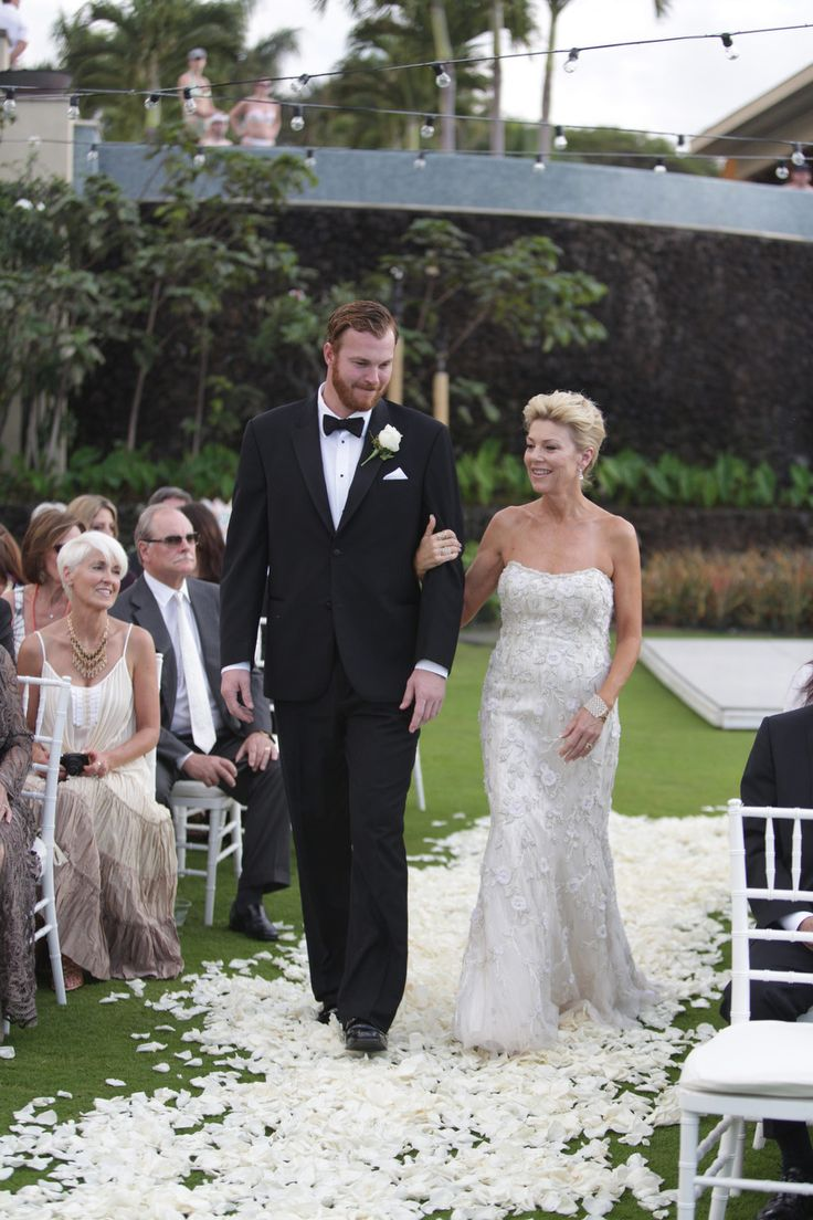 Mother of The Bride wore the Lazaro Wedding Dress. Lazaro Wedding Dress 3064 FOR SALE