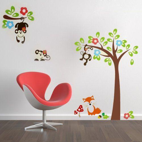 Oltre 1000 idee su decorazione da parete ad albero su - Albero su parete ...