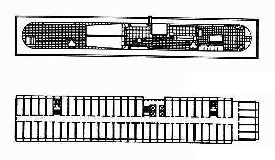 le Corbusier - 유니떼 다비따시옹 (Unité d'Habitation Marseille, France) : 네이버 블로그