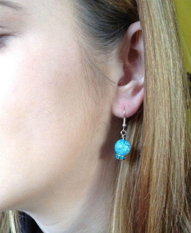 Turquoise Dangle Earrings Jewelry, Aqua Blue Earrings Jewellery, Bridesmaid Best Friend Gift, Mother of Bride Gift, Wedding Jewellery Gifts by JellyTreeJewelry on Etsy https://www.etsy.com/ca/listing/491846947/turquoise-dangle-earrings-jewelry-aqua