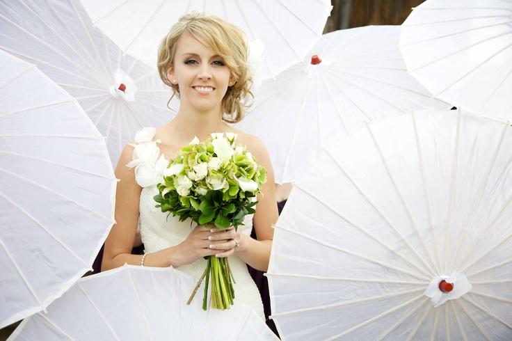 Rockin the umbrellas. #wedding #photography #bride www.fraservisuals.com