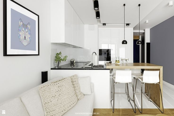 Kuchnia styl Minimalistyczny - zdjęcie od Patryk Kowalski Architektura i projektowanie wnętrz - Kuchnia - Styl Minimalistyczny - Patryk Kowalski Architektura i projektowanie wnętrz