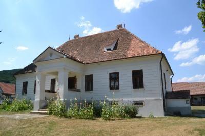 Csernáton - Damokos Gyula kúria (Haszman Pál Múzeum)
