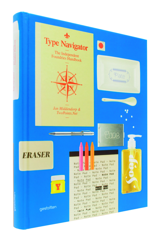 Type Navigator by Gestalten