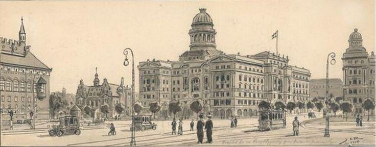 Udvidelse Industriens Hus