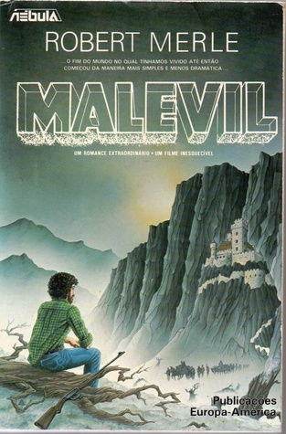 Robert Merle - Malevil (The story's events take place in France in the late 20th century during an unexpected outbreak of nuclear war. The survivors find their surroundings reduced to ashes and rubble. Together under the leadership of Emanuel they start to rebuild. They later discover that other people and animals have survived in nearby farmsteads and villages. One of the main challenges of the slowly emerging society is to fend off the threat of a new theocratic dictatorship.)