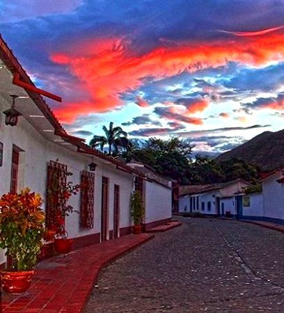 The beautiful town of San Pedro del Rio, Táchira. http://www.lastfrontiers.com/venezuela/regions/the-andes