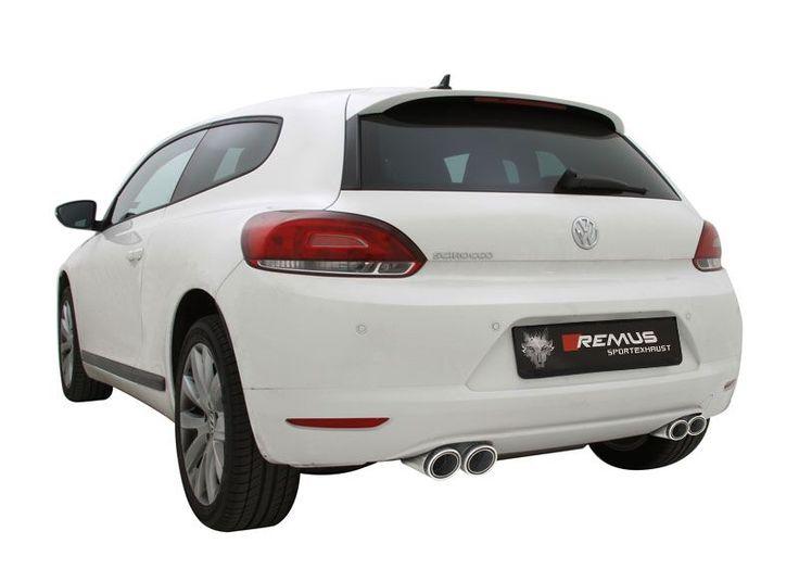 Twój Volkswagen Polska Scirocco ma za mało mocy? Nic straconego!  Dzięki mocy Wilka Twój VW zyska drugie oblicze. Powerizer REMUS INNOVATION to szybki, skuteczny i co najważniejsze w pełni bezpieczny sposób na podniesienie mocy Twojego samochodu.   Zysk nawet do 40 KM oraz 50 Nm (w zależności od wersji silnikowej) a wszystko to w najlepszych cenach!  Sprawdź już teraz w Remus Polska! http://www.remus-polska.pl/