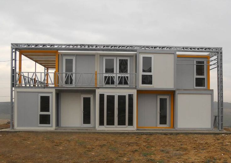Bauhu Prefabricated Low Cost Construction Flat Pack