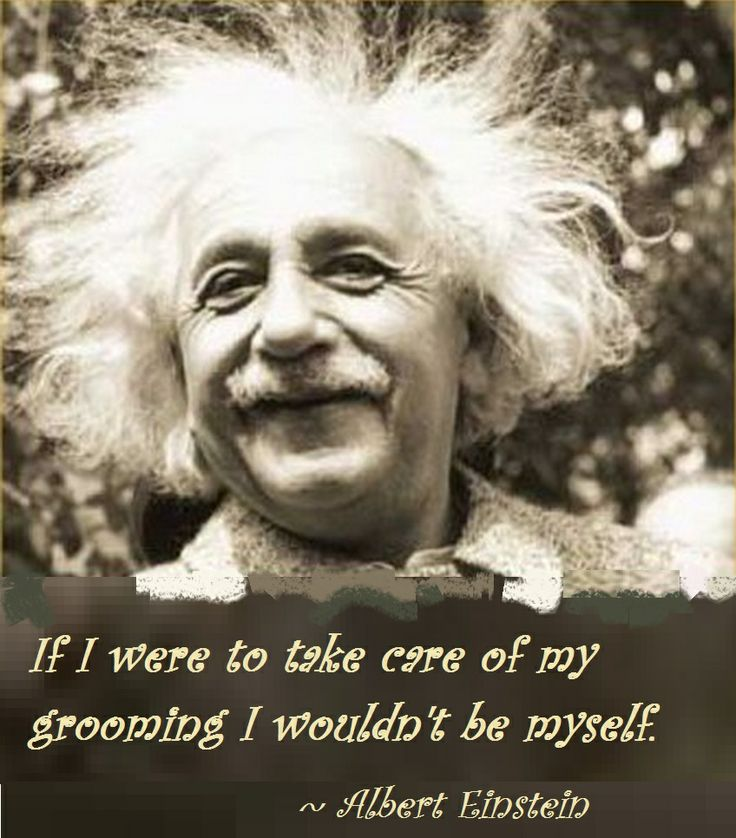 Albert counted on the content of his character and was less interested on  the conformity of