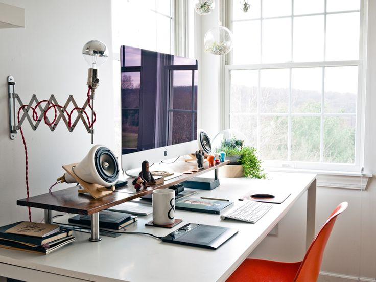15 Simple Design Ideas for Your Workspace
