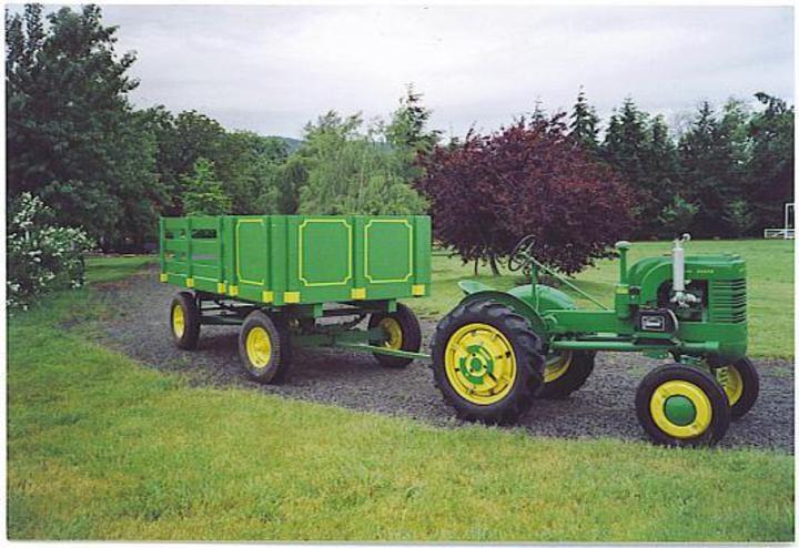 Yesterday's Tractors - Antique Tractor Photos