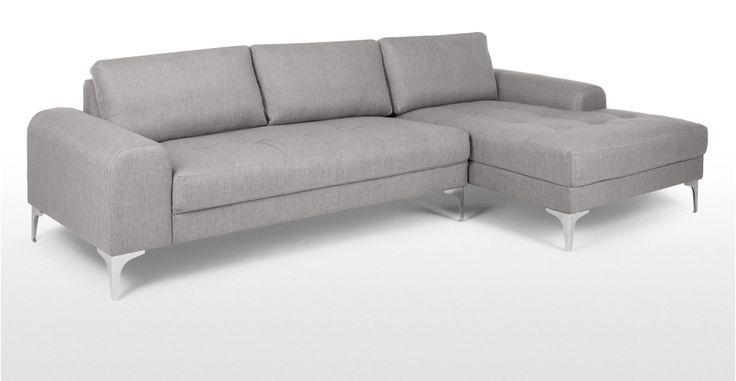 Canapé d'angle droit, Vittorio