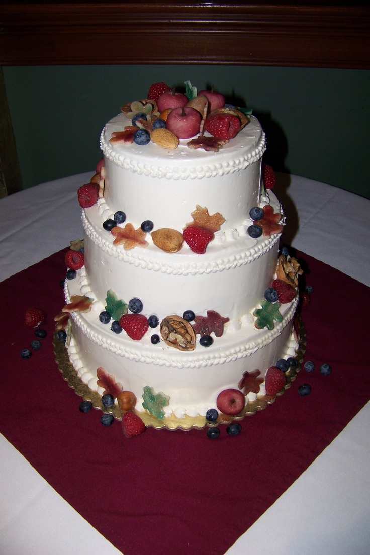 49 Best Images About Non Traditional Seasonal Or Themed Wedding Cakes On Pin