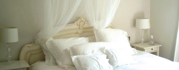 Villa Croix Valmer, provencal bed