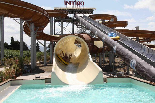 Plezier gegarandeerd in één van de twee waterparken in Follonica en Cecina.