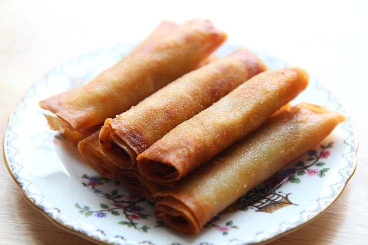 YESSS!! This is the lumpia recipe I have been looking for!