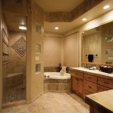 Showers Without Doors Design Ideas, Pictures, Remodel, and Decor