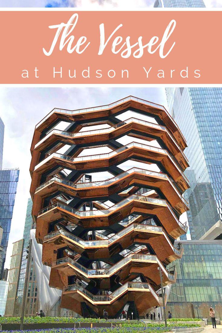 NYC's Newest Landmark- The Vessel