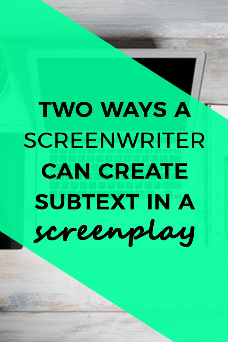Two Ways A Screenwriter Can Create Subtext In A Screenplay by Phyllis Nagy of CAROL