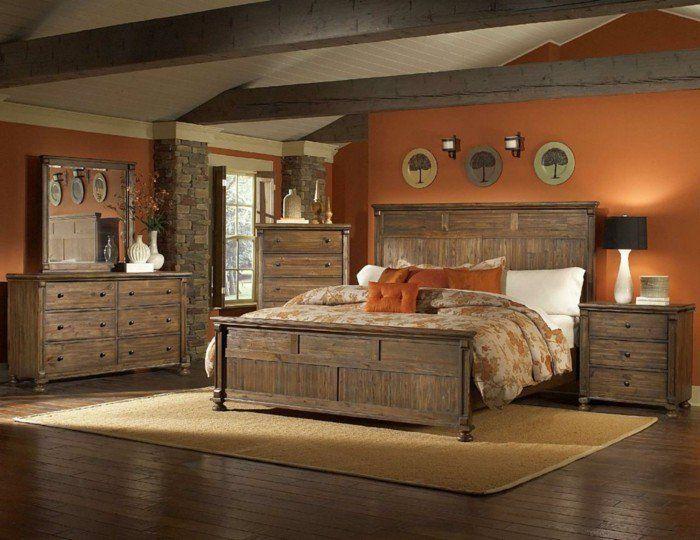 Die besten 25+ Rustic bedroom furniture sets Ideen auf Pinterest - schlafzimmer teppich