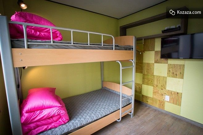 SOO Guesthouse: Room D