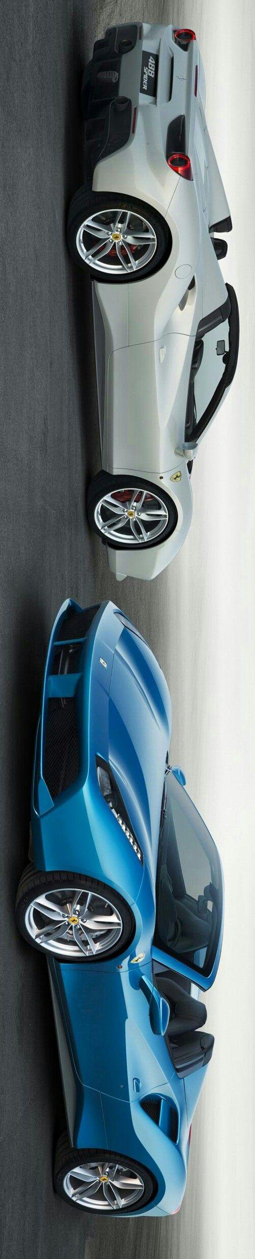 2016 Ferrari 488 Spider by Levon