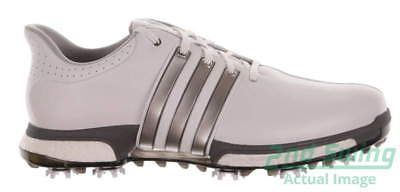 New Mens Golf Shoes Adidas Tour 360 Boost Medium 10 White MSRP $200 F33249