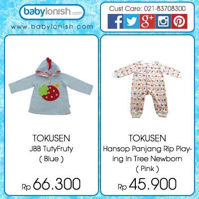 Dapatkan sweater dan piyama hansop ini dari Tokusen. Tersedia dalam berbagai warna.  Hanya di www.babylonish.com  Baby pajamas baby clothes boys girls piyama anak bayi