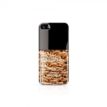 Etui na iPhone IPHORIA COULEUR AU PORTABLE CHAIN ME UP FOR IPHONE 5/5S http://bag-a-porter.pl/na-telefon/404-couleur-au-portable-chain-me-up-for-iphone-55s.html www.bag-a-porter.pl #iphone #cover #fashion