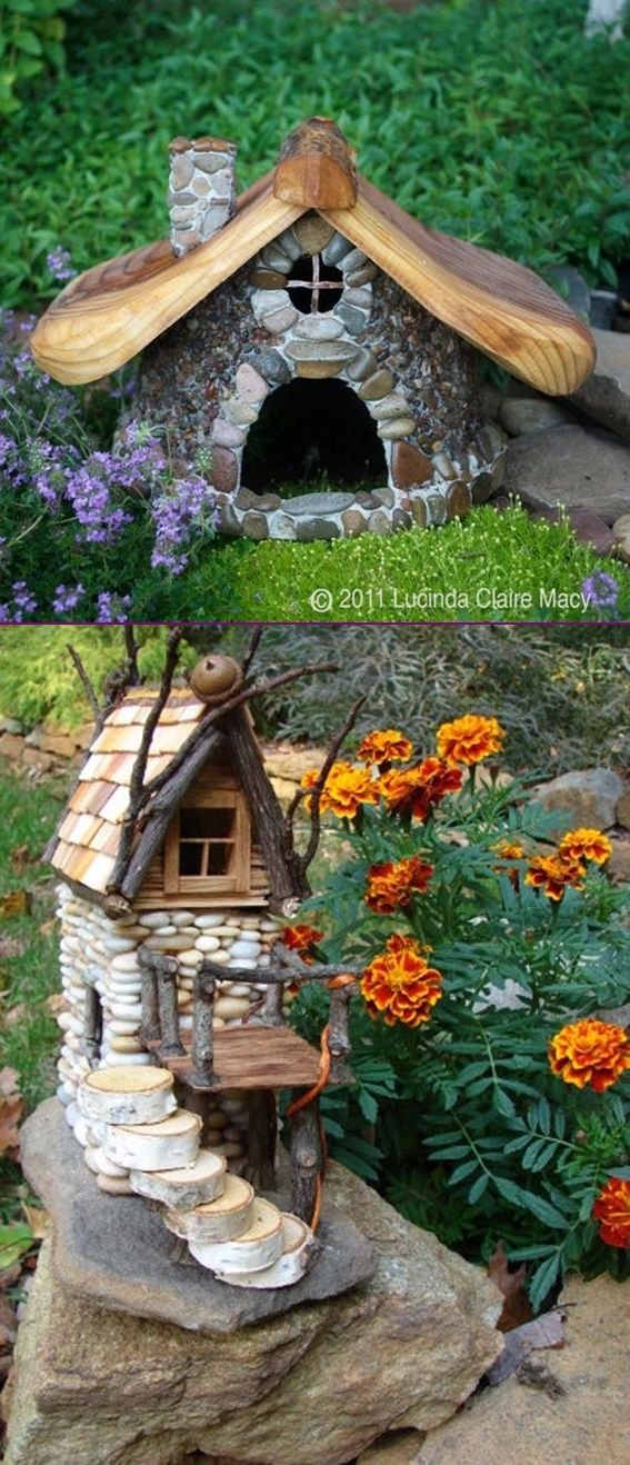 17 best images about garden yard on pinterest recycled Make your own toad house