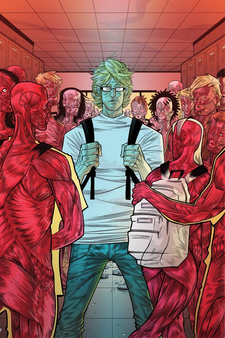 Luther Strode.