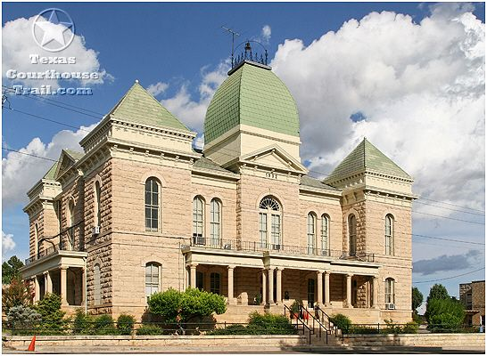 Here is a shot of the Crockett County courthouse before the 2011 restoration. For more about the courthouse, visit www.ozona.com/LocalAttractions , follow us at pinterest.com/OzonaChamber or call the Ozona Chamber of Commerce & Visitor Center at 325-392-3737. We love to talk about Ozona, TX! #Ozona #TexasToDo