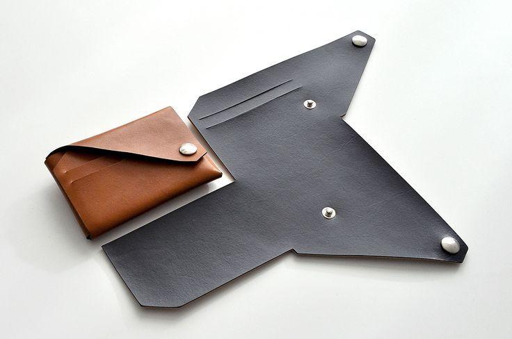 Wallet 2 by Lemur. www.lemur-store.com  Diese und weitere Taschen auf www.designertaschen-shops.de entdecken