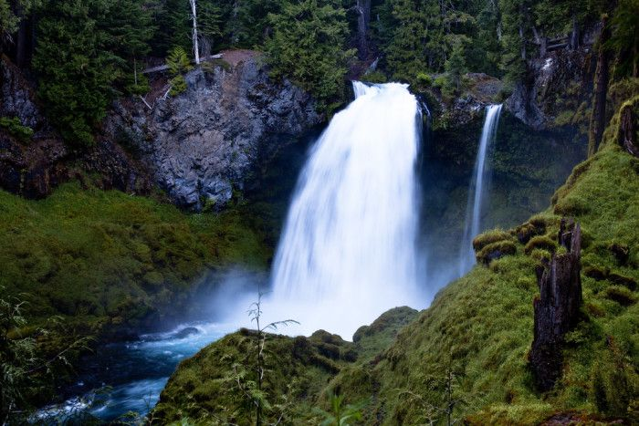 14 More Hidden Waterfalls In Oregon That Will Take Your Breath Away