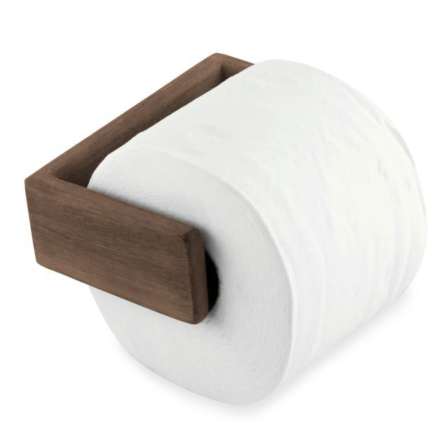 17 best images about toilet paper holder on pinterest Wood toilet paper holders