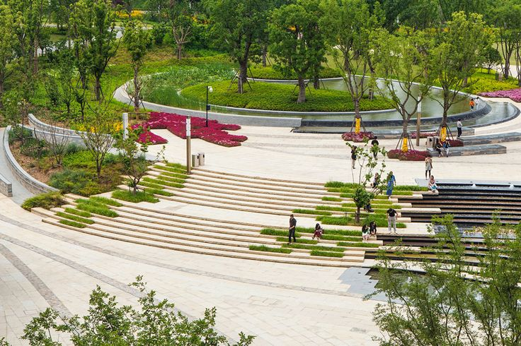 TangshanGeoparkMuseum_HASSELL_JohnsonLin_07 « Landscape Architecture Works | Landezine